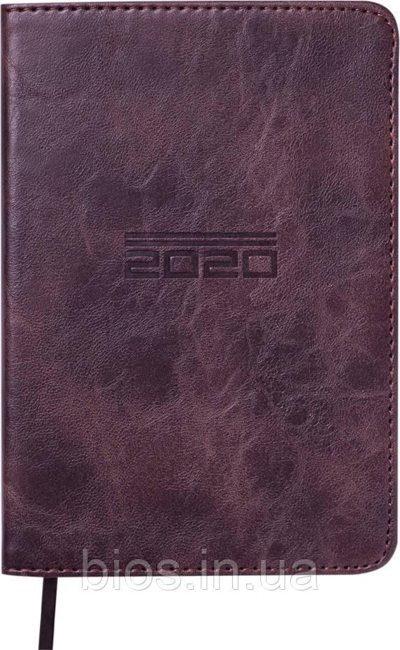 Щоденник А6, датований 2020 ATRIUM 336арк