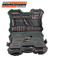 Набор инструментов ключи Mannesmann 215 шт Германия Оригинал Гарантия 10 лет