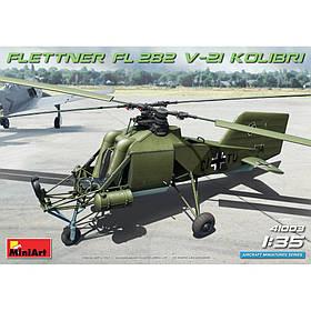 FLETTNER FL 282 V-21 KOLIBRI. 1/35 MINIART 41003