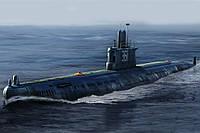 PLAN Type 035 Ming Class Submarine. Сборная модель подводной лодки в масштабе 1/350. HOBBY BOSS 83517
