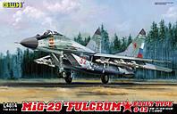 МиГ-29 тип 9-12 Fulcrum. 1/48 GREAT WALL L4814
