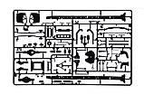 VOLVO FH4 GLOBETROTTER XL. Сборная модель автомобиля тягача в масштабе 1/24. ITALERI 3940, фото 4