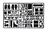 VOLVO FH4 GLOBETROTTER XL. Сборная модель автомобиля тягача в масштабе 1/24. ITALERI 3940, фото 7