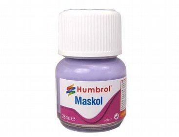 MASKOL 28 мл. Резиновая масса для покраски. HUMBROL 5217