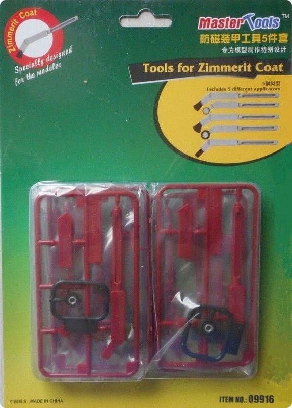 Инструмент для создания имитации циммерита. MASTER TOOLS 09916