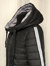 Женская удлиненная курта деми  рр 46-54, фото 3