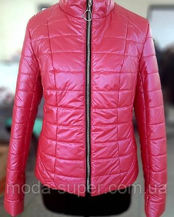 Жіноча куртка коротка рр 42-54, фото 2