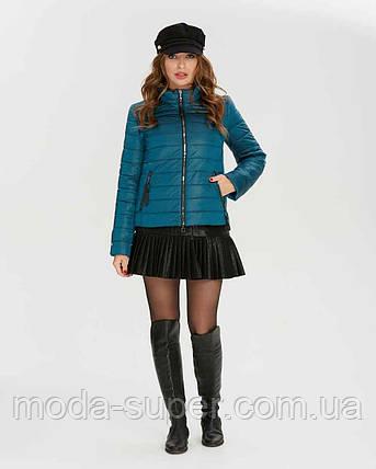 Женская куртка короткая   рр 42-54, фото 2