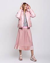 Женская куртка короткая с ломпасами  рр 42-54, фото 3