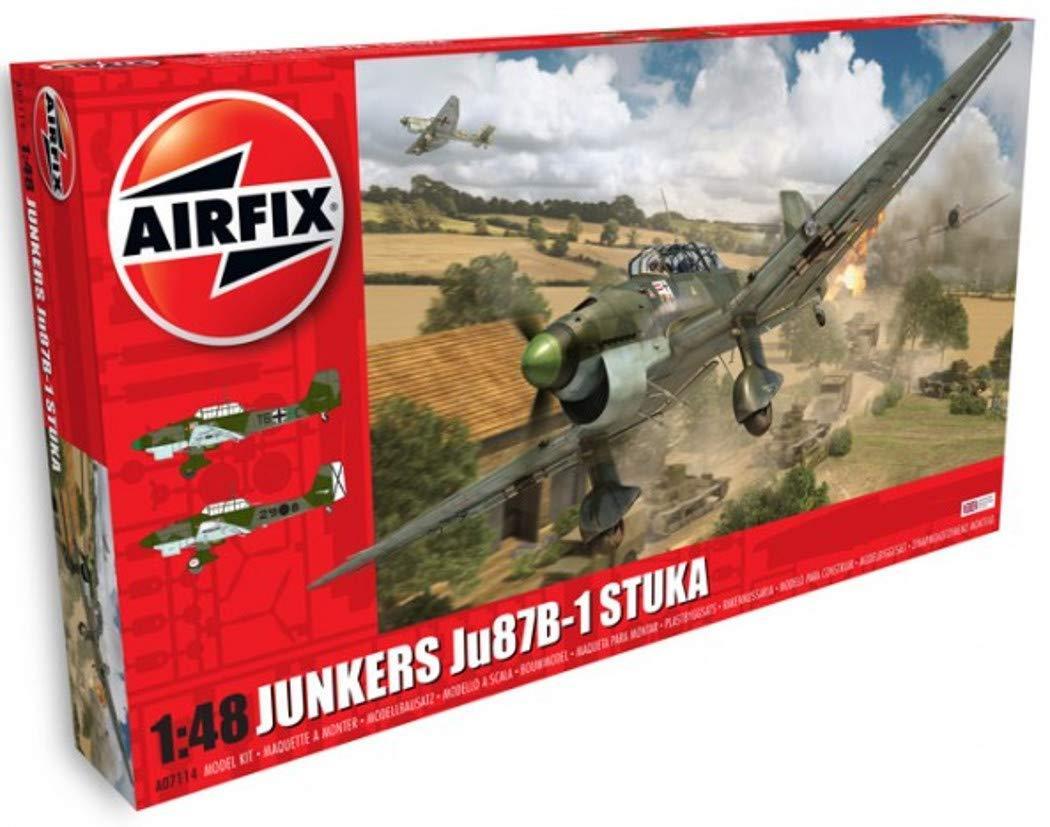 Junkers Ju87B-1 Stuka. 1/48 AIRFIX 07114