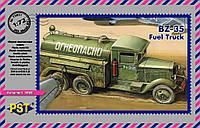 БЗ-35 топливозаправщик. 1/72 PST 72021