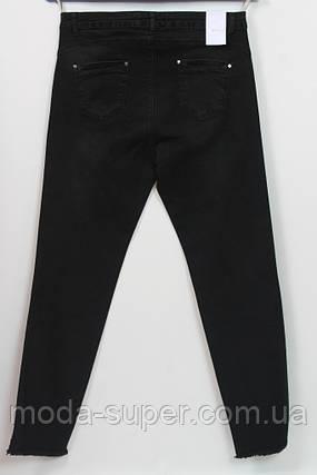 Брюки  джинсовые в стразах  Eva Enrica  Турция рр 48-52, фото 2