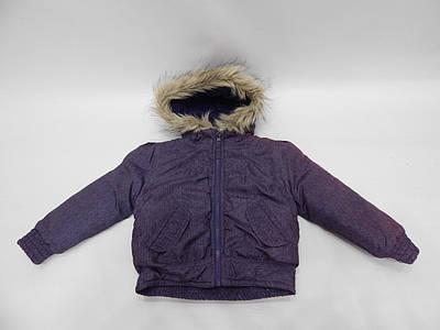 Куртка детская с капюшоном утепленная INFINITY kids, рост 92  038д