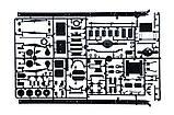 SCANIA Streamline 143H 6x2. Сборная модель автомобиля тягача в масштабе 1/24. ITALERI 3944, фото 3