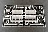 РСЗО 9П138 Град-1 на шасси ЗИЛ-131. Сборная модель в масштабе 1/35. TRUMPETER 01032, фото 6