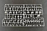 РСЗО 9П138 Град-1 на шасси ЗИЛ-131. Сборная модель в масштабе 1/35. TRUMPETER 01032, фото 7