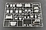 РСЗО 9П138 Град-1 на шасси ЗИЛ-131. Сборная модель в масштабе 1/35. TRUMPETER 01032, фото 8