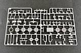 РСЗО 9П138 Град-1 на шасси ЗИЛ-131. Сборная модель в масштабе 1/35. TRUMPETER 01032, фото 9