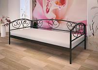 Кровать металлическая Дарина Люкс