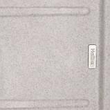 Мойка кухонная HAIBA HB8210-G322 BEIGE 620x500x200 (HB0986), фото 2