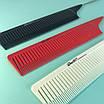 Расчёска для мелирования  DenIS professional V красный, фото 2