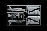 Caproni. CA.311 легкий бомбардировщик. 1/72 ITALERI 113, фото 2