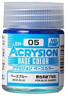 Базовый синий 18 мл. ACRYSION BASE COLOR BN05