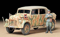 Steyr германский командирский автомобиль. 1/35 TAMIYA 35235
