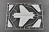 МиГ-31М Лисенок. Сборная модель истребителя в масштабе 1/72. TRUMPETER 01681, фото 6