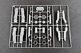 МиГ-31М Лисенок. Сборная модель истребителя в масштабе 1/72. TRUMPETER 01681, фото 7