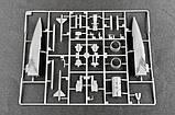 МиГ-31М Лисенок. Сборная модель истребителя в масштабе 1/72. TRUMPETER 01681, фото 9