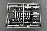 МиГ-31М Лисенок. Сборная модель истребителя в масштабе 1/72. TRUMPETER 01681, фото 10
