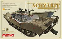 ACHZARIT Израильский тяжёлый гусеничный бронетранспортер на базе Т-54/55 MENG 1/35 SS-008
