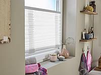 M7-440269, Плисированные жалюзи на окно (90*130 см) , белый