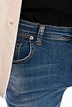 Шорты джинсовые мужские Franco Benussi FB 19-428 Sof. синие, фото 7