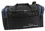Дорожная сумка Wallaby Черный (430-8), фото 2