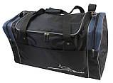 Дорожная сумка Wallaby Черный (430-8), фото 3