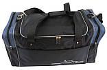 Дорожная сумка Wallaby Черный (430-8), фото 6