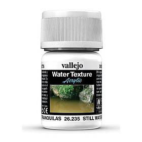 Гель для имитации стоячей воды 35 мл. VALLEJO 26235