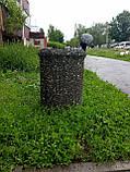 Урна для мусора Венеция (28л), фото 9