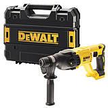 Перфоратор DeWALT DCH133NT с чемоданом  аккумуляторный, SDS-Plus, 18 В, 2.6 Дж, 3 режима, , вес 2.77 кг, фото 4