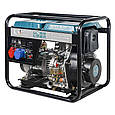 Дизельный генератор Konner & Sohnen KS 9100HDE-1/3 ATSR, фото 2