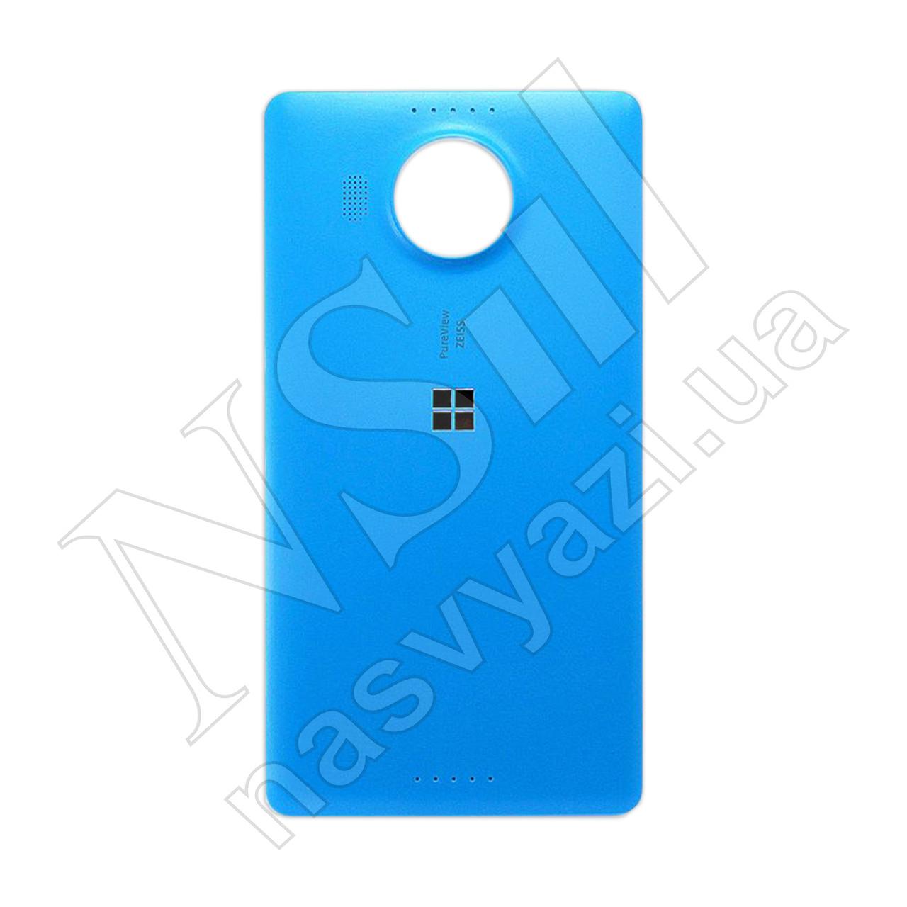 Задняя крышка MICROSOFT 950 XL Lumia голубая