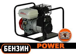 Бензиновый генератор АБ2,8-230-1В (Honda) GX200