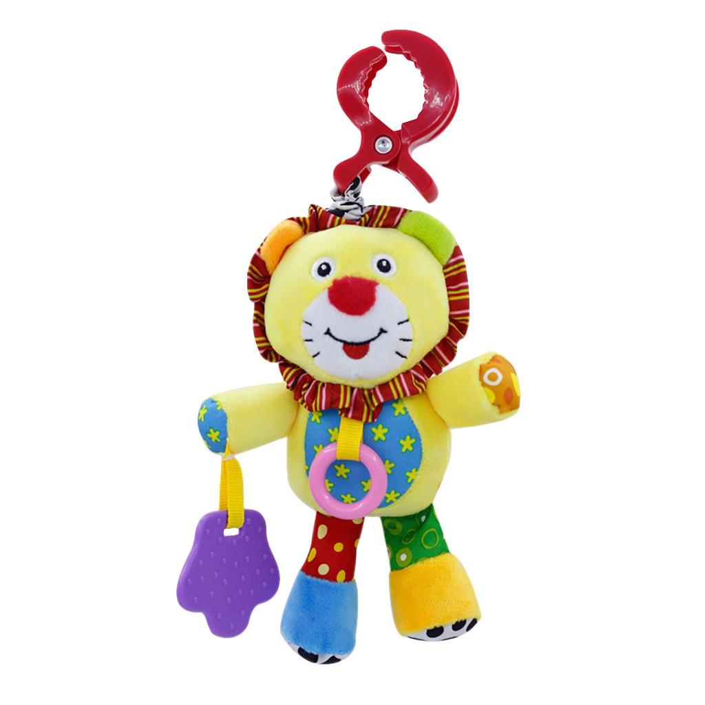 Музична іграшка-підвіска X12410 Левеня