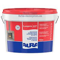 Краска AURA Luxpro ExtraMatt TR акрилатная дисперсионная (глубокоматовая), 9 л
