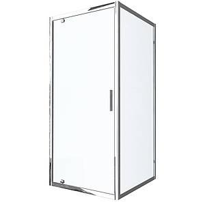 Душова кабіна AM.PM Like Square 100х100 прозора, без піддона, W80G-303-100MT