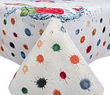 "Наперон\дорожка на стол   ""Клубничный мохито"", 45х140 см, фото 6"