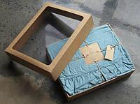 Комплект постільної білизни двоспальний  LIMASSO блакитний
