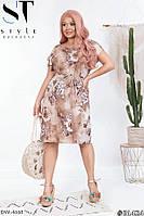 Платье летнее  в расцветках 39597, фото 1